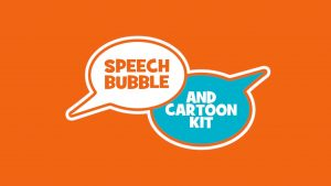 Speech Bubble & Cartoon Kit