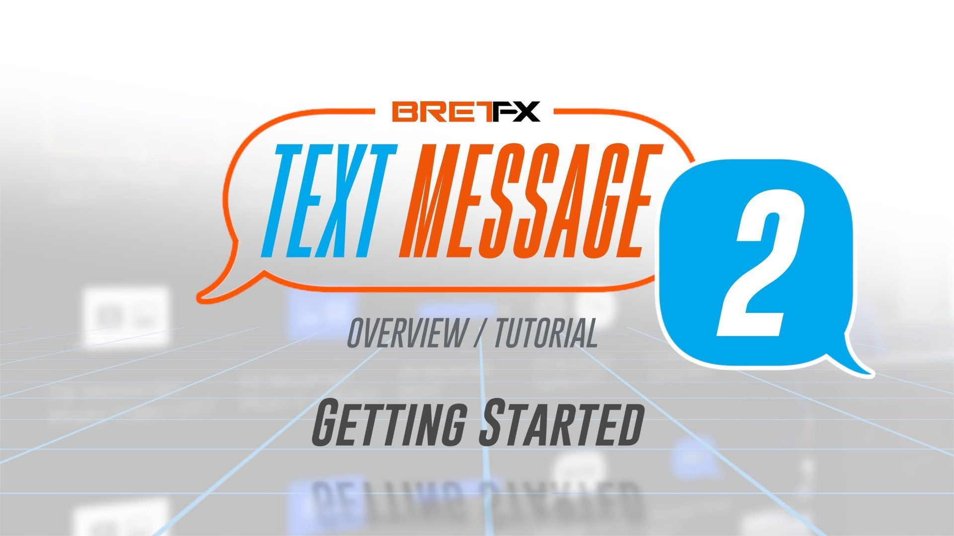 Text Message 2 Tutorials
