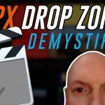 New Tutorial! FCPX Drop Zones Demystified!