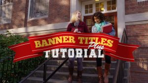 Read more about the article Banner Titles Plus FULL Tutorial